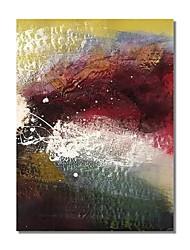 Недорогие -styledecor® современная ручная роспись абстрактной живописи масляной живописи для настенного искусства на обернутом холсте