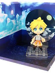 economico -Figure Anime Azione Ispirato da Cosplay Kagamine Len PVC 15cm CM Giocattoli di modello Bambola giocattolo Tutti