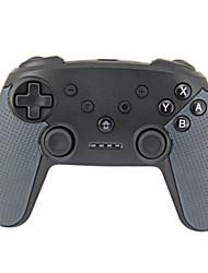 Недорогие -Switch Беспроводное Геймпад Назначение Nintendo Переключатель ,  Bluetooth Вибрация Геймпад ABS 1 pcs Ед. изм