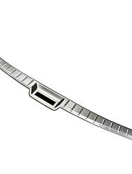 Недорогие -0.8m Бар порога автомобиля for Автомобильный багажник внешний Общий Нержавеющая сталь For Южный мотор Все года DX3