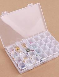 Недорогие -Искусственные советы для ногтей Инструмент для ногтей Набор для ногтей Модный дизайн маникюр Маникюр педикюр Профессиональный На каждый день / Украшения для ногтей