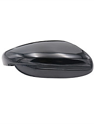 cheap -1pc Car Side Mirror Covers Business Buckle Type For Left Rearview Mirror For Kia K3 All years