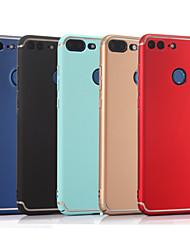 abordables -Funda Para Huawei Honor 9 Lite / Honor 7X Congelada Funda Trasera Un Color Dura ordenador personal para Huawei Honor 9 Lite / Honor 9 /