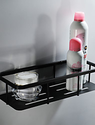 cheap -Bathroom Shelf High Quality Modern Stainless steel 1pc - Bathroom Wall Mounted