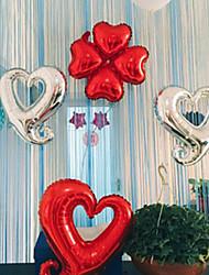 Недорогие -Свадьба / Годовщина Фольга Свадебные украшения Пляж / Сад / Лас-Вегас Все сезоны