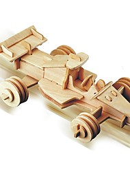 cheap -Wooden Puzzle / Logic & Puzzle Toy Fashion / Airplane School / New Design / Professional Level Wooden 1pcs Kid's / Adults All Gift