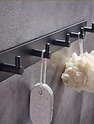 Недорогие -Крючок для халата Многофункциональный Современный Алюминий 1шт - Ванная комната На стену