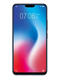 "abordables -vivo VIVO V9 6.3pouce "" Smartphone 4G ( 4GB + 64GB 5mp / 16mp Qualcomm Snapdragon 626 3260mAh )"