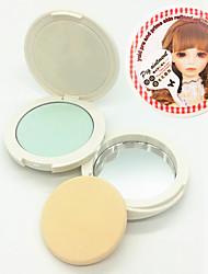 billiga Ansikte-Enfärgad Kaki Face Primer Torr Olje-kontroll / Porreducerande Ansikte Smink Kosmetisk