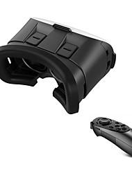 baratos -Vr óculos 3d 2.0 versão de realidade virtual de vídeo jogo de vídeo óculos de fone de ouvido com controle remoto
