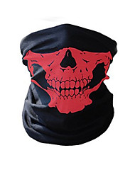 cheap -Pollution Protection Mask / Headsweat All Seasons Keep Warm / Cycling / Fitness, Running & Yoga Camping / Hiking / Outdoor Exercise / Cycling / Bike Unisex Spandex Skull