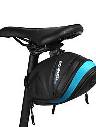abordables -ROSWHEEL 1.4-1.6 L Sacoche de Selle de Vélo Etanche, Résistant à l'humidité, Etui Rigide Sac de Vélo 1680D Polyester Sac de Cyclisme Sacoche de Vélo Cyclisme Cyclisme / Vélo