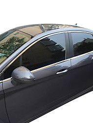 cheap -Silver Car Stickers Business Window Trim Not Specified Window Trim