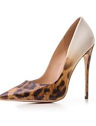 abordables -Femme Chaussures Matières Personnalisées Automne Escarpin Basique Chaussures à Talons Talon Aiguille Bout pointu pour Bureau et carrière