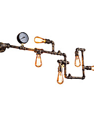 abordables -Rustique Appliques Pour Métal Applique murale 110-120V 220-240V 40W