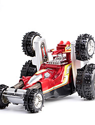 abordables -Coche de radiocontrol  8338 2.4G Stunt Car 1:16 Brushless Eléctrico 30 km/h KM / H