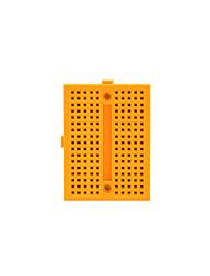 baratos -Mini Breadboard - Amarelo (46 x 35 x 8,5 milímetros)