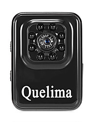 cheap -Quelima R3 1080p Mini / Night Vision / Dual Lens Car DVR 120 Degree Wide Angle CMOS Dash Cam with G-Sensor / Loop recording 8 infrared
