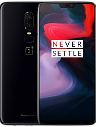 "cheap -ONEPLUS 6 6.28 inch "" 4G Smartphone ( 6GB + 64GB 20+16 mp Snapdragon 845 3300 mAh mAh ) / Dual Camera"