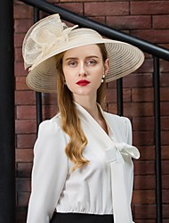economico -Tulle cappelli con Fantasia floreale 1pc Matrimonio / Party / serata Copricapo