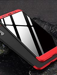 abordables -Coque Pour Xiaomi Mi 6 / Mi 6X Antichoc / Dépoli Coque Intégrale Couleur Pleine Dur PC pour Xiaomi Mi 6X(Mi A2) / Xiaomi Mi 6 / Xiaomi Mi 5X / Xiaomi Mi 5s