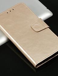 preiswerte -Hülle Für Samsung Galaxy J5 (2016) J2 PRO 2018 Kreditkartenfächer mit Halterung Flipbare Hülle Ganzkörper-Gehäuse Solide Hart PU-Leder für