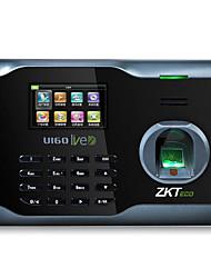 Недорогие -ZKTeco U160 Посещающая машина Записать запрос отпечаток пальца Дома / квартира / Для школы