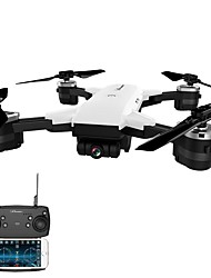 cheap -RC Drone JD-20 BNF 4CH 6 Axis 2.4G With HD Camera 2.0MP 720P RC Quadcopter FPV / One Key To Auto-Return / Headless Mode RC Quadcopter /