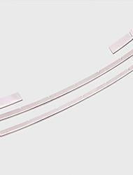 abordables -4pcs Coche Decoración de la parrilla delantera del coche Negocios Tipo de pasta For Parrilla delantera del coche For Toyota Corona 2017 /