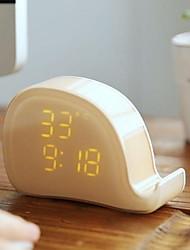 Недорогие -Современный Пластиковые & Металл / пластик нерегулярный В помещении,Аккумуляторы AA