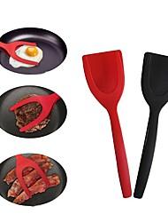 Недорогие -Кухонные принадлежности Силикон Творческая кухня Гаджет Tong Хлеб / Для мяса / Для Egg 1шт