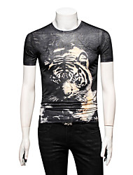 cheap -Men's T-shirt - Animal Tiger