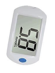 abordables -Factory OEM Compteur de glycémie GLM-75 for Homme et Femme Protection de coupure / Indicateur d'alimentation / Conception Ergonomique