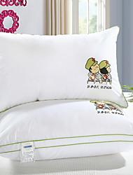 Недорогие -удобная-превосходная кровать подушки подушки надувная удобная подушка полипропиленовая серая утка вниз полиэфирный хлопок