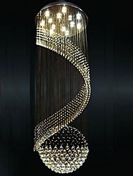 abordables -Lámparas Colgantes Luz Downlight - LED, 110-120V / 220-240V, Blanco Cálido / Blanco Frío, Bombilla incluida / GU10 / 15-20㎡