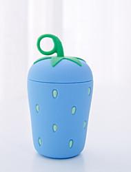 abordables -Vasos Vaso de boro alto Vidrio / Vaso Portátil / Termoaislante 1pcs