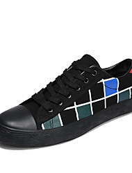 povoljno -Muškarci Cipele Til Ljeto Udobne cipele Sneakers Obala / Crn