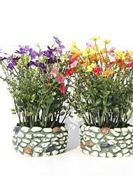 Недорогие -Искусственные Цветы 1 Филиал Современный Лютики Букеты на стол
