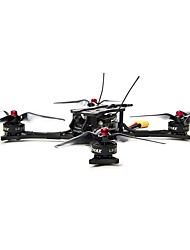 abordables -RC Drone EMAX HAWK 5 - 5 Inch FPV Racing Drone - BNF (Frsky XM+) BNF 6 Axes 5.8G Avec Caméra HD 600TVL Quadri rotor RC FPV Quadri rotor RC / Caméra / Hélices / 122 Degree