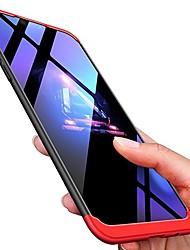abordables -Funda Para OnePlus OnePlus 6 / OnePlus 5T Ultrafina Funda de Cuerpo Entero Un Color Dura ordenador personal para OnePlus 6 / One Plus 5 /