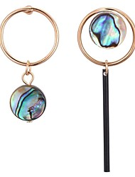 cheap -Women's Drop Earrings - Vintage, Fashion, Mismatch Gold For Street / Going out