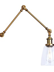 Недорогие -Новый дизайн / Творчество LED / Ретро Подголовники Столовая / кафе Металл настенный светильник 110-120Вольт / 220-240Вольт 4 W