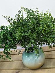Недорогие -Искусственные Цветы 1 Филиал Классический Восточный / Пастораль Стиль Pастений Корзина Цветы