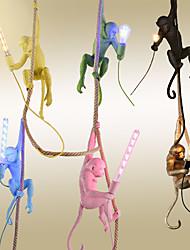 Недорогие -Мини Подвесные лампы Торшер - Мини, Очаровательный, 110-120Вольт / 220-240Вольт Лампочки не включены