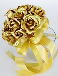 abordables -Fleurs artificielles 1 Une succursale Simple Oriental / Fleurs de mariage Roses Fleur de Table