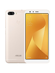 "baratos -ASUS Zenfone Max Plus Global Version 5.7 polegada "" Celular 4G / Celular (4GB + 64GB 8 mp / 16 mp MediaTek MT6750 : 4130 mAh mAh)"
