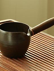 Недорогие -Керамика Heatproof / Чайный нерегулярный 1шт чайник