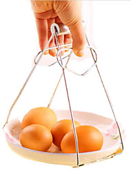 Недорогие -Кухонные принадлежности Нержавеющая сталь Креатив Держатель Для приготовления пищи Посуда 1шт