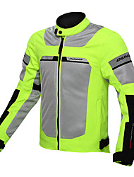 cheap -DUHAN D-133 Motorcycle Clothes JacketforMen's PP (Polypropylene) Summer Water Resistant / Water Proof / Shockproof / Wearproof