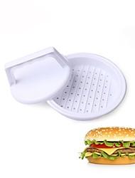 Недорогие -Кухонные принадлежности ПП (полипропилен) Инструкция Столовая и кухня / Инструменты сделай-сам Для мяса / Гамбургер 1шт